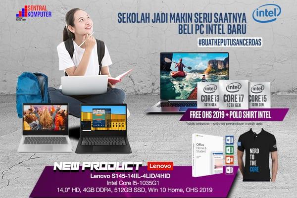 Sekolah Makin Seru, Beli PC Intel Baru