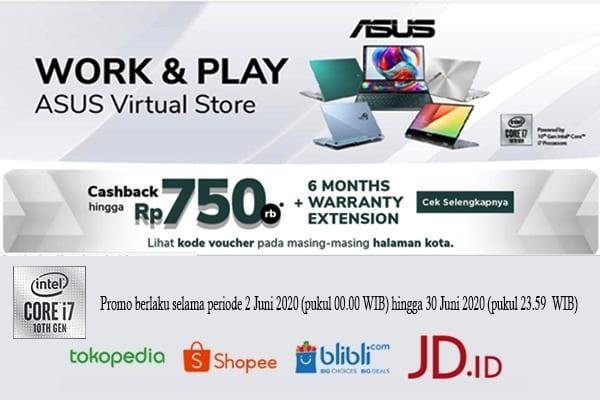 ASUS Work & Play