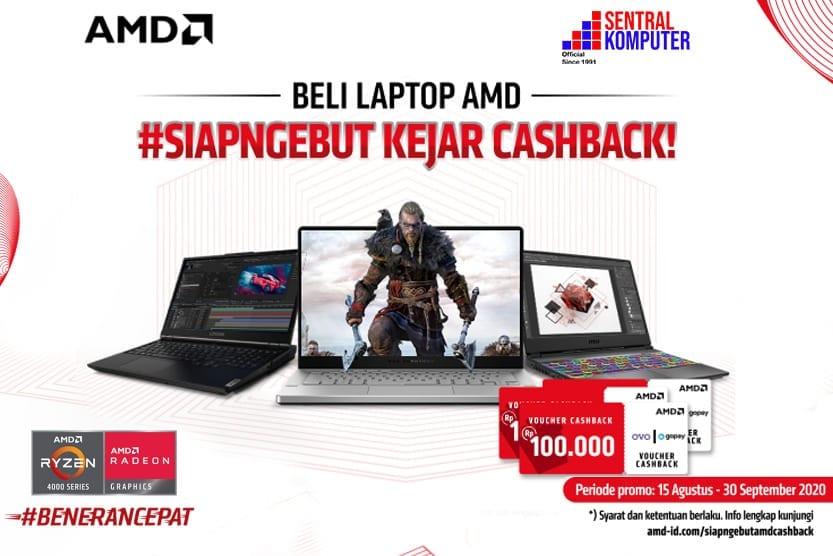 AMD Siap Ngebut!