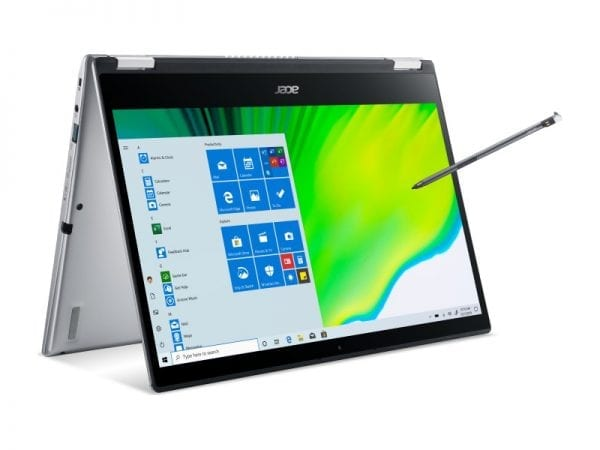 Acer Spin 3 SP314-54N-35BL | i3-1005G1 | 8GB LPDDR4 | 512GB SSD | Windows 10 Home | OHS 2019